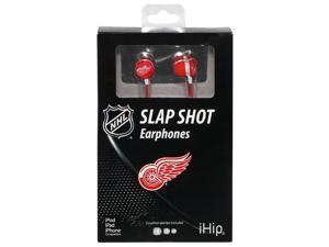 iHip Logo Earbud - Detroit Red Wings
