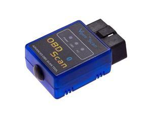 Mini ELM327 OBDII OBD2 Interface Bluetooth Diagnostic Car Scanner Tool For Toyota camry 2002 Toyota Wish JD(Missing Pin 5 ...