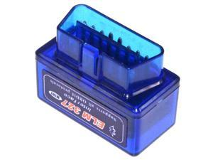 ELM327 OBDII OBD2 Interface Mini Bluetooth Car Diagnostic Scan Tool