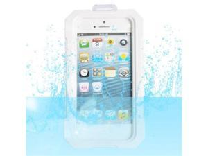 Snow Dirt Shock Waterproof Case Cover Skin For iPhone 5 5G (White)