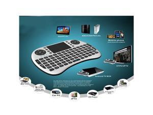 Mini i8 2.4GHz Wireless Entertainment Keyboard with Touchpad for PC, Laptop, Andriod TV Box, Google TV Box