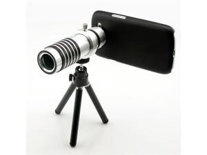 14X Magnifier Zoom Camera Telephoto Lens Tripod For Samsung S3 i9300