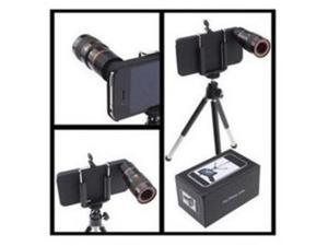 8X Zoom Camera Lens Telescope + Tripod For iPhone 4 4S
