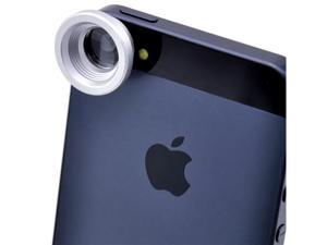 Detachable Wide Angle Lens Kit for Galaxy Note II S2 S3 S III i9300 N7100 iPhone 4 4S 5 iPad