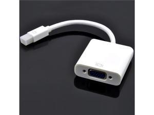 Mini Displayport to VGA Adapter Converter For thinkpad x1 Apple MacBook Pro Air iMAC PC Laptop