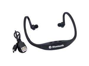 Patazon Wireless Bluetooth 3.0 Sports Headset (Black) - OEM