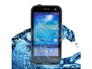 Black Waterproof Dirtproof ShockProof Silicone Gel Touch Screen Case Cover For Samsung Galaxy S4 SIV i9500