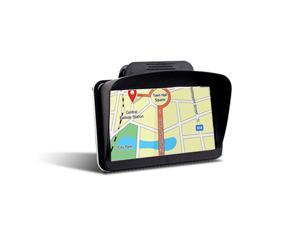 "Universal 5"" Satnav GPS Sun Glare Visor Shade for MOST 5"" inch Screens"