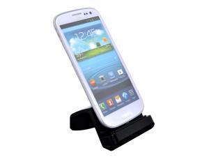 Desktop Charger Cradle Mount Dock Docking Station for Samsung Galaxy S3 i9300 S4 i9500 Note2 N7100
