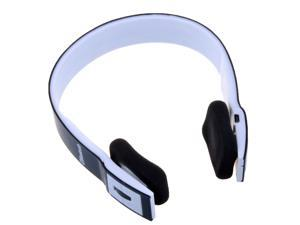 Wireless Bluetooth 3.0 Stereo Headset Headphone Earphone Handsfree for Smartphones, Tablets, and Desktops - Black - OEM