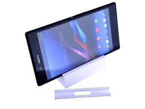 White Magnetic Desktop Charger Charging Cradle Dock Station For Sony Xperia Z1 L39h / Xperia Z Ultra XL39h