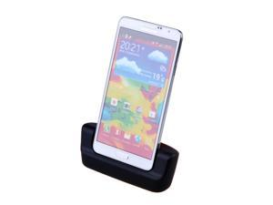 Dual Desktop Dock Docking Charging Cradle + Battery Slot Charger for Samsung Galaxy Note 3 III N9000