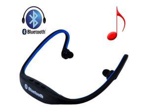 Patazon Wireless Bluetooth Sports Headset (Blue) - OEM