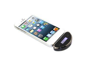 Wireless 3.5mm In-car Fm Transmitter Car Audio with Handsfree Calling for Samsung Galxy S4 SIV S3 SIII S2 SII S1 Note 3 2 ...