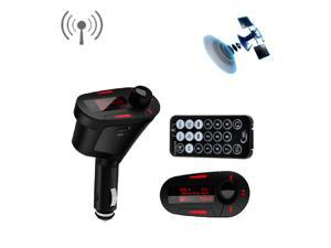 Multi-Function Car MP3 Player Wireless FM Transmitter for iPhone iPod touch Car Mp3/MP4 support USB/ SD MMC Card/ Remote ...