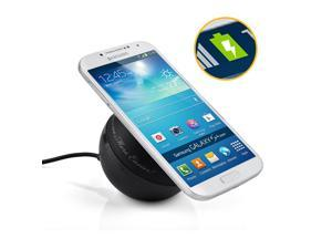 Portable Wireless Qi Power Charger Non-slip Charging Station Pad for Nokia Lumia 920 820, Google Nexus 4, HTC 8X