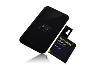 Slim Non-slip Wireless Qi Power Charger Station Pad for HTC 8X , Google nexus 5, LG Nexus 4, LG G3, Nokia 820, Nokia 920 ...