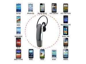 Patazon NFC Bluetooth 4.0 Music Headset Headphone Earphone Handsfree for  iPhone 5 5S 5C 4S 4 Samsung Galaxy S5 S4 S3 Note ... - OEM