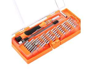 Patazon 58 in 1 with 54 Bit Magnetic Driver Kit, Precision Screwdriver Set Cell Phone, Tablet, PC, MacBook, Electronics Repair Tool Kit