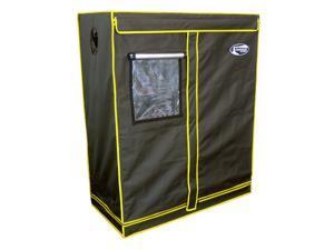"""Grow Tent 48""""x24""""x60"""" Hydroponics Grow Tent 4'X2'X5' 100% Reflective Mylar"""