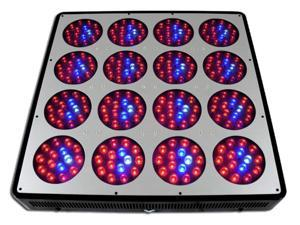 720W LED Grow Light Lighthouse Hydro BlackStar Chrome 720 Watts Full Spectrum Flowering - OEM