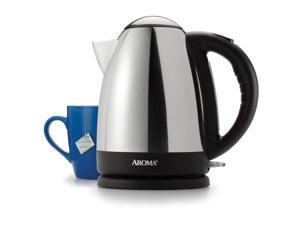 AROMA Hot H20 X-Press 7-Cup Electric Water Kettle AWK-125S