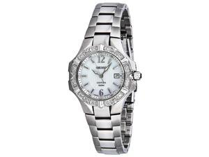 Seiko Coutura Diamonds Mother-of-pearl Dial Women's watch #SXDC33