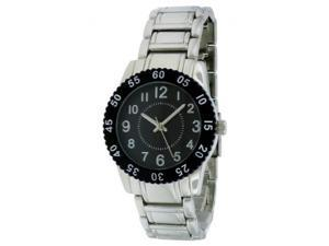 FMD Black Dial Stainless Steel Womens Watch FMDWS068