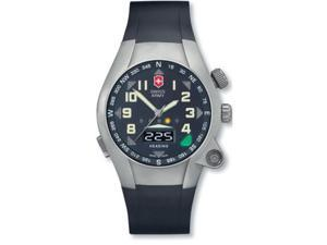 Victorinox Swiss Army ST 5000 L Digital Compass Black Dial Watch 24837