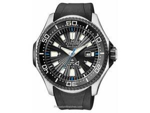 Citizen Eco-Drive ProMaster GMT 30 Bar Black Dial Men's watch #BJ7065-06E