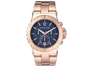 Michael Kors Bel Aire Chronograph Rose-Gold Women's Watch MK5410