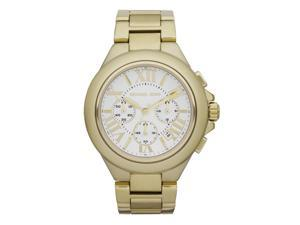 Michael Kors Camille Chronograph Gold Tone Womens Watch MK5635