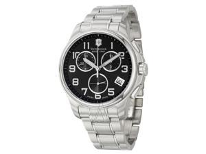 Victorinox Swiss Army Officers Mens Chronograph Watch 241453