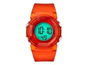 FMD Translucent Red Plastic Unisex Watch FMDX252