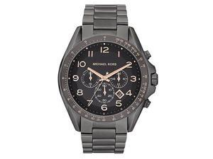 Michael Kors Bradshaw Chronograph Gunmetal Mens Watch MK8255