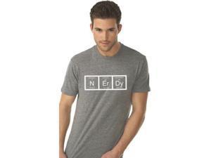 Nerdy Periodic Table T Shirt Funny Science Shirts Mens 2XL