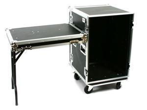 OSP RC16U-20SL 16 Space ATA Amp Rack Case w/Casters & Shelf