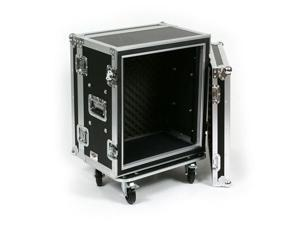 OSP SC12U-12 12 Space ATA Shock Mount Effects Rack Case w/Casters