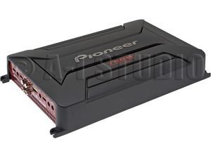 Pioneer GM-A6604 Compact 4 Channel Car Amplifier