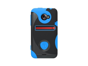 Trident Blue Aegis Case for HTC EVO 4G LTE AG-EVO4G-BL