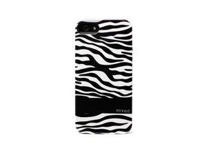 Zebra Protective Case by MRKED for iPhone 5 / 5S