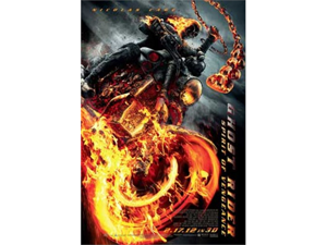 Ghost Rider Spirit of Vengeance Movie Poster (11 x 17)