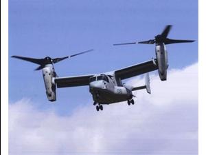 V-22 Osprey United States Marine Corps Sports Photo (10 x 8)