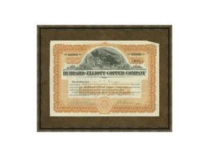 Hubbard Elliot Copper Co. Poster Print by Vision studio (14 x 11)