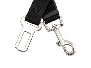 Etekcity® Adjustable Car Vehicle Seat Seatbelt Pet Dog Safety Belt Harness Lead Clip
