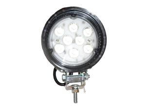 One LED Work Light, 8 Diode 4411 Tractor Light Spot Beam PAR 36