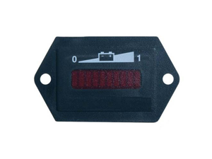 Golf Cart 48V Battery Charge Meter LED Display