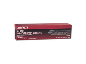 Loctite 37532 Car Truck Black Weatherstrip Adhesive