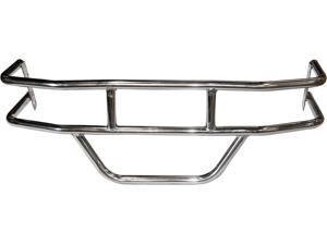 EZGO TXT Golf Cart Brush Guard - Stainless Steel Brush Guard 94 +
