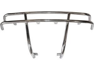 Club Car Precedent Stainless Steel Brush Guard for Carts 2004 +